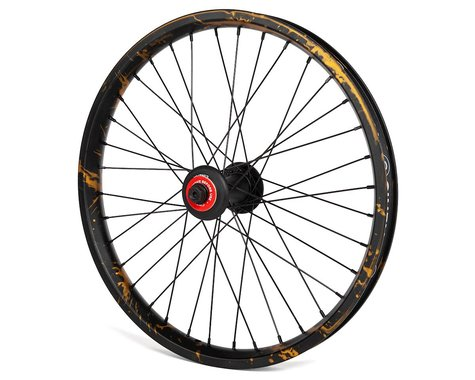 "Cinema FX 888 Front Wheel (Smoked Gold) (20 x 1.75"")"