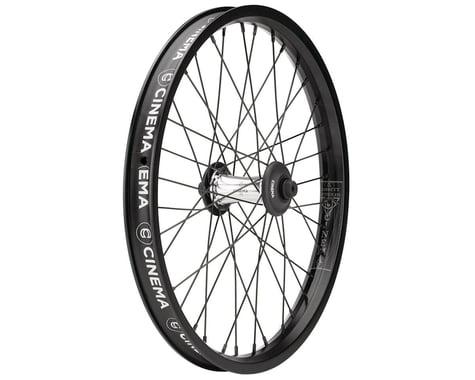 "Cinema Reynolds FX Front Wheel (Garrett) (Polished/Matte Black) (20 x 1.75"")"