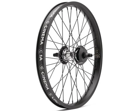 "Cinema VX3 888 Cassette Wheel (Polished/Black) (20 x 1.75"")"