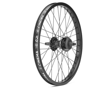 "Cinema ZX Freecoaster Wheel (Left Hand Drive) (Black) (20 x 1.75"")"