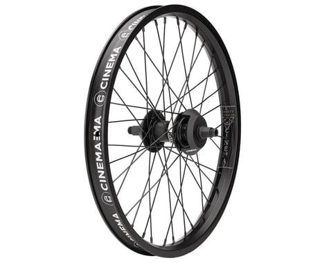 Cinema Reynolds FX2 RHD Freecoaster Wheel (Garrett) (Flat Black) (20 x 1.75)