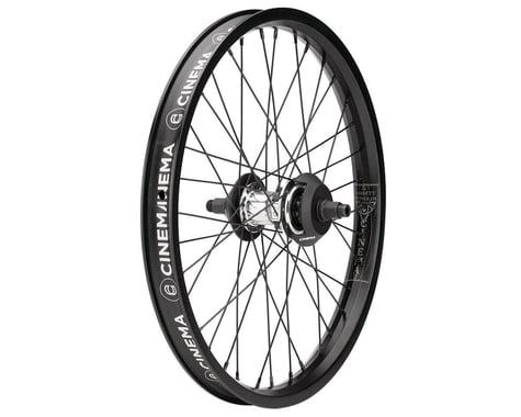 """Cinema Reynolds FX2 RHD Freecoaster Wheel (Garrett) (Polished/Matte Black) (20 x 1.75"""")"""