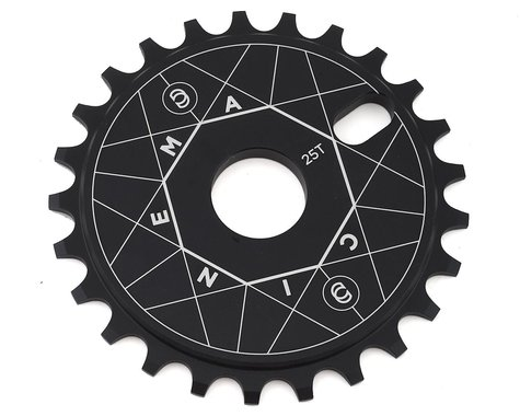 Cinema Format Sprocket (Matte Black) (25T)