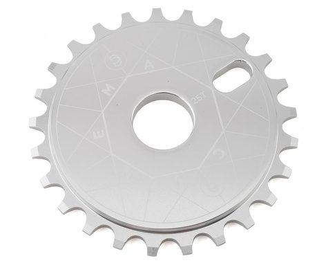 Cinema Format Sprocket (Polished Silver) (25T)