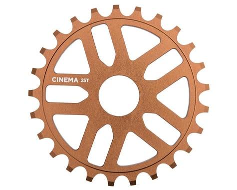Cinema Rewind Sprocket (Nathan Williams) (Medallion Bronze) (25T)