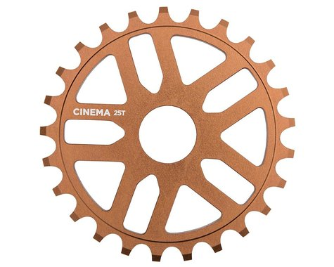 Cinema Rewind Sprocket (Nathan Williams) (Medallion Bronze) (28T)