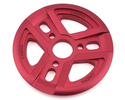 Cinema Reel Guard Sprocket (Red)