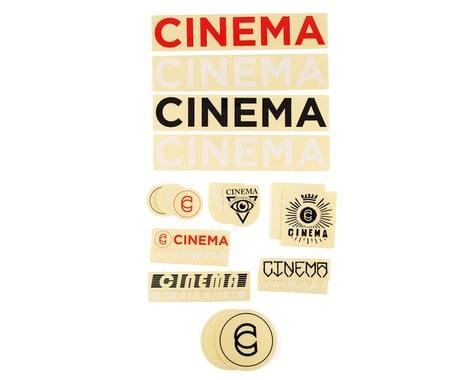 Cinema 2020 Sticker Pack (Assorted)