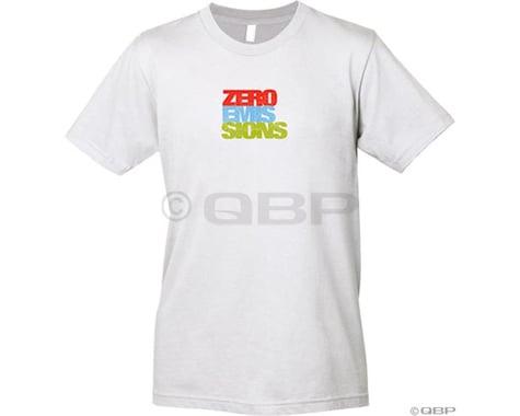 Civia Zero Emissions T-Shirt (Silver) (XL)