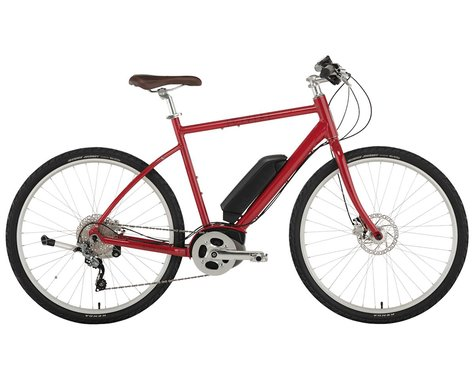 Civia North Loop Ebike (Red) (L)