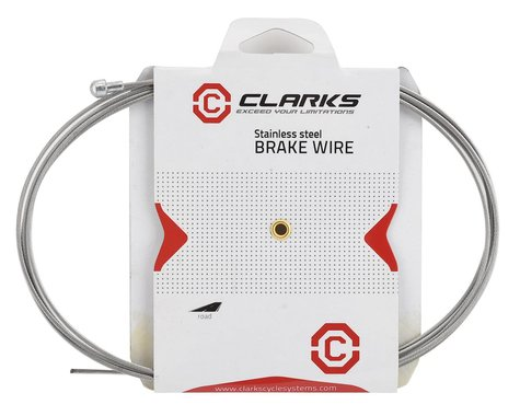 Clarks Brake Cable (Stainless) (1.5 x 2000mm) (1)