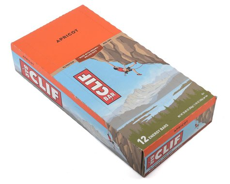 Clif Bar Original (Apricot) (12) (12 2.4oz Packets)