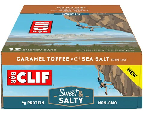 Clif Bar Original (Caramel Toffee)