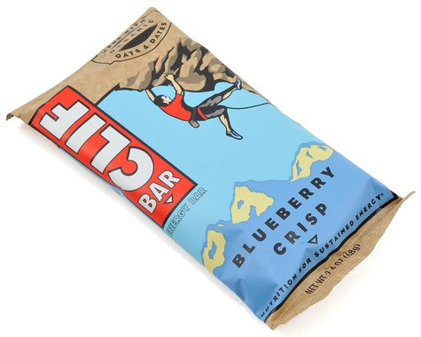 Clif Bar Original (Blueberry Crisp) (12) (1 2.4oz Packet)