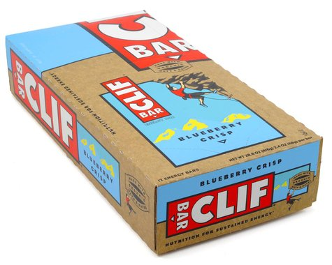 Clif Bar Original (Blueberry Crisp) (12) (12 2.4oz Packets)