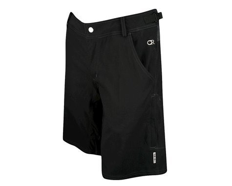 Club Ride Apparel Fuze Shorts (Black)