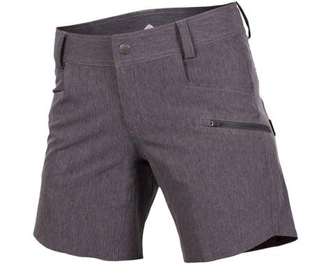 Club Ride Apparel Eden Women's Short (Asphalt) (w/ Chamois) (L)