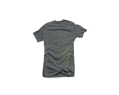 Club Ride Apparel Women's Aspen Graphic Tee (Dusty Olive) (XS)