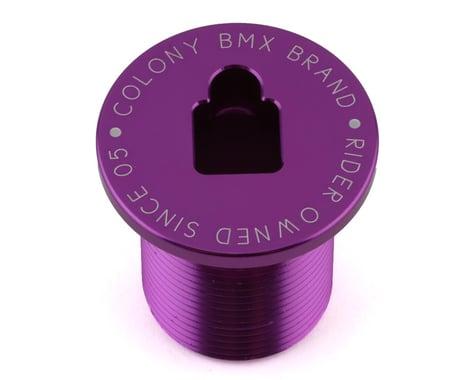 Colony Fork Bolt (Dark Purple) (24 x 1.5mm)