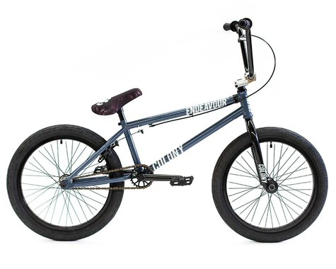 "Colony Endeavour 20"" BMX Bike (21"" Toptube) (Dark Grey/Polished)"