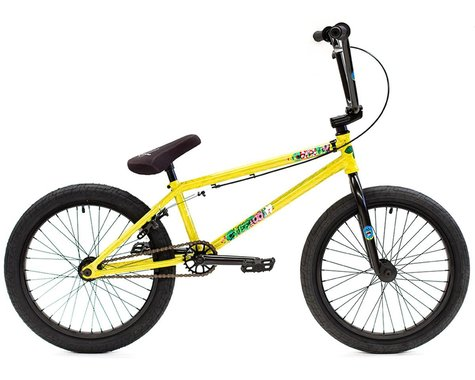 "Colony Sweet Tooth Pro 20"" BMX Bike (Alex Hiam) (20.7"" Toptube) (Yellow Storm)"