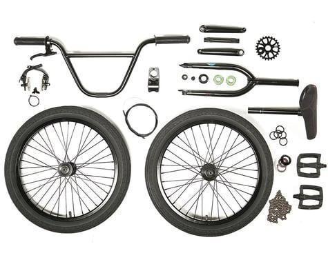 Colony BYO Frame Pro Bike Build Kit (Black)