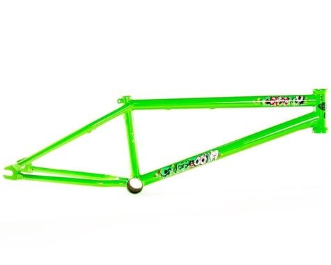 "Colony Sweet Tooth Frame (Alex Hiam) (Laser Green) (18.9"")"