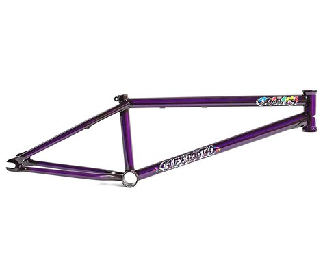 Colony Sweet Tooth Frame (Alex Hiam) (Clear Purple)