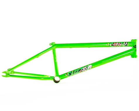 "Colony Sweet Tooth Frame (Alex Hiam) (Laser Green) (20.4"")"