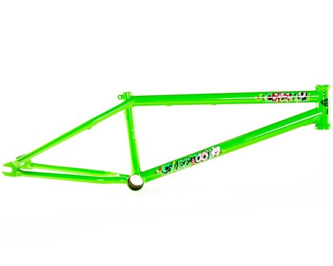 "Colony Sweet Tooth Frame (Alex Hiam) (Laser Green) (21"")"