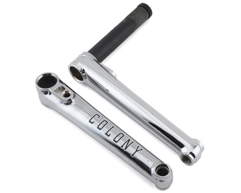 Colony 22s Cranks (Chrome) (175mm)
