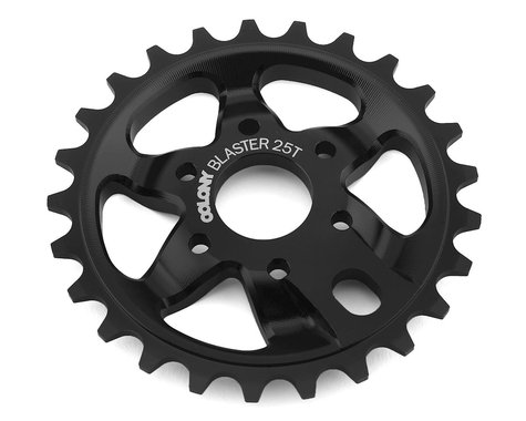 Colony BMX Blaster Sprocket (Chris James) (Black) (25T)