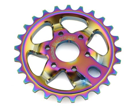 Colony BMX Blaster Sprocket (Chris James) (Rainbow) (25T)