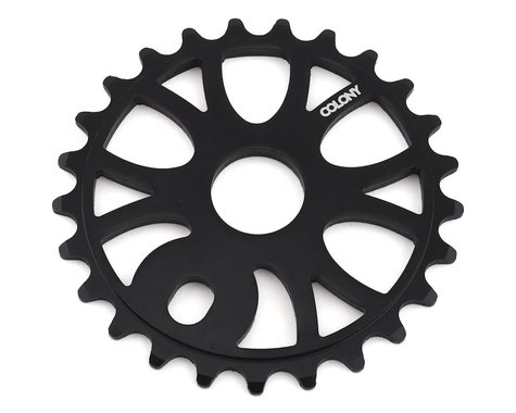 Colony BMX Endeavour Sprocket (Black) (25T)