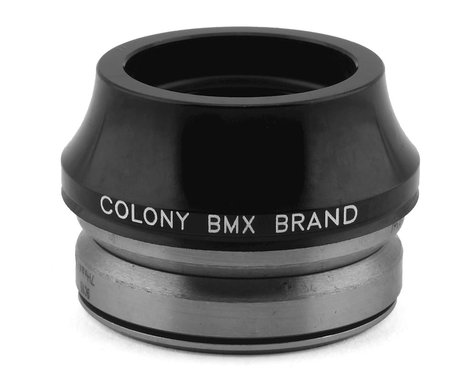 "Colony Tall Integrated Headset (Black) (1-1/8"")"