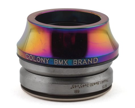 "Colony Tall Integrated Headset (Rainbow) (1-1/8"")"