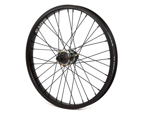 Colony Pintour Cassette Wheel (Rainbow/Black) (Left Hand Drive) (20 x 1.75)