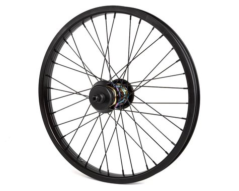 Colony Pintour Freecoaster Wheel (Rainbow/Black) (Left Hand Drive) (20 x 1.75)