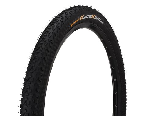 """Continental 26"""" Race King ProTection Mountain Tire (Black) (26X2.2)"""