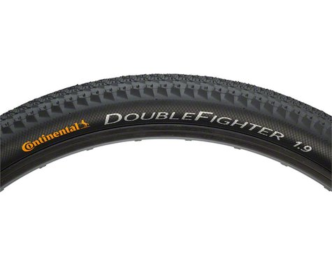 "Continental Double Fighter III Tire (Black) (26"") (1.9"")"