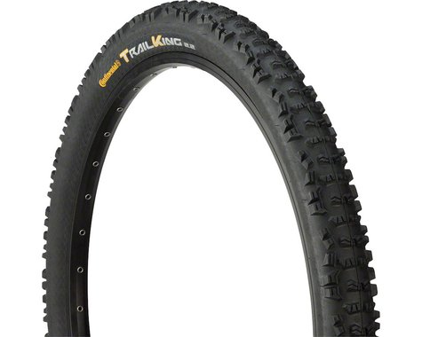 """Continental Trail King ProTection Apex Tubeless Tire (Black) (29"""") (2.4"""")"""
