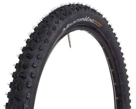 "Continental Mountain King Shieldwall System Tubeless Tire (Black) (27.5"") (2.3"")"