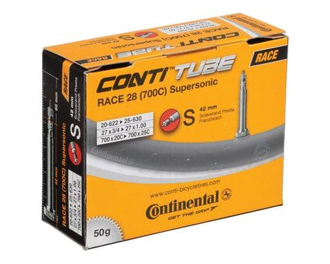 Continental 700 x 18-25mm 42mm Presta Valve Supersonic Tube