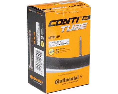 "Continental 29"" MTB Inner Tube (Presta) (1.75 - 2.5"") (60mm)"
