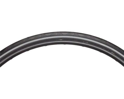 Continental Grand Prix 4000 S II Tire Folding Bead w/ Reflective Stripe (700x25)