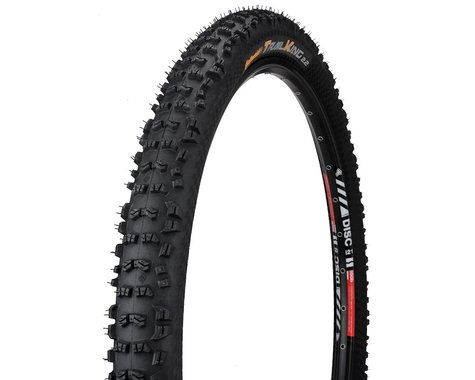 Continental Trail King Tire ProTection (Folding) (Black Chili) (27.5 x 2.20)