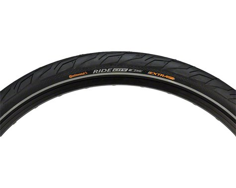 "Continental Ride City 26 x 1.75"" Tire: Black"