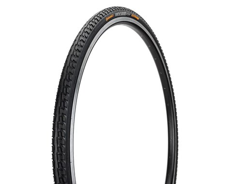 Continental Ride Tour Tire (Black) (700c) (42mm)