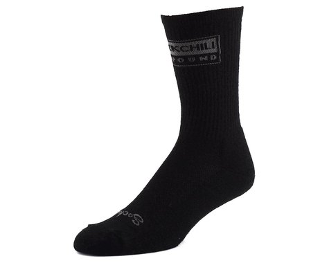 Continental Black Chili Wool MTB Socks (Black)
