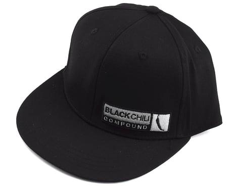 Continental Black Chili Flatbill Hat (Black) (L/XL)